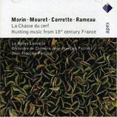 Morin: La Chasse Du Cerf/Rameau: Hippolyte Et Aricie - Hunting Scene/Mouret: Sym