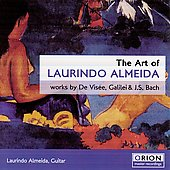 Laurindo Almeida: The Art of Laurindo Almeida