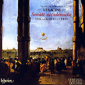 Veracini: Sonate Accademiche Op 2 / Locatelli Trio
