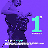 Various Artists: Classic Rock Number 1s [Digipak] [Remaster]