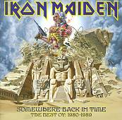 Iron Maiden: Somewhere Back in Time: The Best of 1980-1989