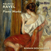 Ravel: Piano Works / Romain Descharmes