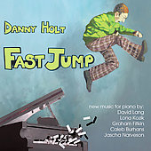 Kozik: Fast Jump;  Lang: Memory Pieces;  Burhans, Narveson, Fitkin / Danny Holt