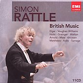 British Music / Sir Simon Rattle