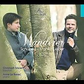 Schubert, Mahler: Wanderer Lieder