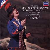 Donizetti: La Fille du R&eacute;giment / Bonynge, Sutherland, et al