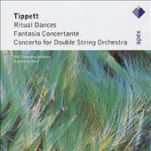 Tippett: Concerto For Double String Orchestra, Ritual Dances, Etc.