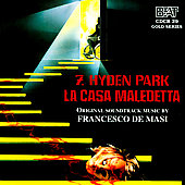 Original Soundtrack: 7 Hyden Park: La Casa Maledetta / Seven Murders for Scotland Yard [Original Soundtracks]