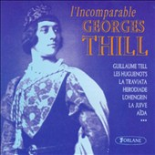 L'Incomparable Georges Thill