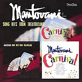 Mantovani: Song Hits from Theatreland / Theme from Carnival