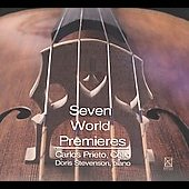 Seven World Premieres: Grantham, Toussaint, Pinkston