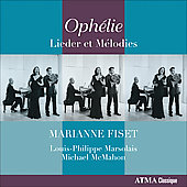 Ophelie, Lieder Et Melodies