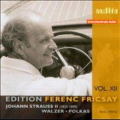Edition Ferenc Fricsay, Vol. 12: Strauss