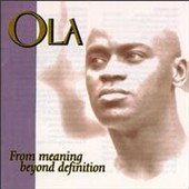 Ola Onabule: From Meaning, Beyond Definition