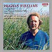 Vaughan Williams: Songs of Travel, etc / Luxon, Willison