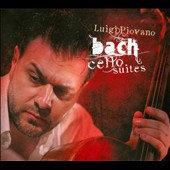Bach: Cello Suites / Piovano