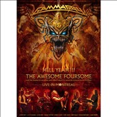 Gamma Ray: Hell Yeah: The Awesome Foursome [DVD]