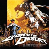 Maurice Jarre: Lion of the Desert/The Message