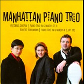 Chopin, Schumann: Piano Trios