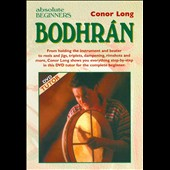 Connor Long: Absolute Beginners Bodhran Tutor