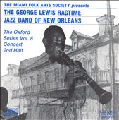 George Lewis (Clarinet): Oxford Series, Vol. 8