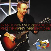 Brandon Rhyder (Singer/Guitar): Live at Billy Bob's Texas