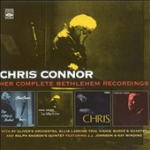 Chris Connor (Vocals): Complete Bethlehem Recordings