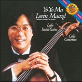 Lalo, Saint-Saëns: Cello Concertos / Yo-Yo Ma, cello