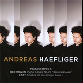 Andreas Haefliger: Perspectives 5 / Beethoven & Liszt