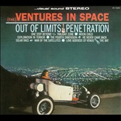 The Ventures: Ventures in Space [Digipak]