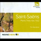 Saint-Saens: Piano Trios Nos. 1 & 2 / Trio Wanderer