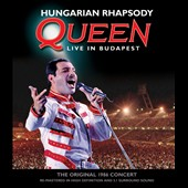 Queen: Hungarian Rhapsody: Queen Live in Budapest [Blu-Ray]