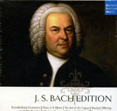 Bach Edition