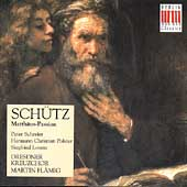 Sch&#252;tz: Matth&#228;us-Passion / Fl&#228;mig, Schreier, Polster, et al