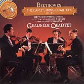 Beethoven: Early String Quartets, Op 18 / Guarneri Quartet