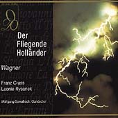 Wagner: Der Fliegende Holl&auml;nder / Sawallisch, Crass, Rysanek