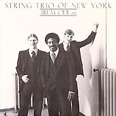 String Trio of New York: Area Code 212