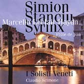 Marcello, Leclair, Telemann, Haydn / Syrinx, Scimone, et al