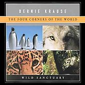 Bernie Krause: The Four Corners of the World [Box]