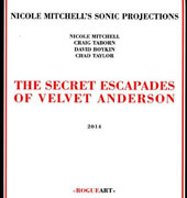 Nicole Mitchell's Sonic Projections/Nicole Mitchell (Flute): Secret Escapades of Velvet Anderson [Digipak]