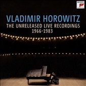 Vladimir Horowitz - The Unreleased Live Recordings 1966-1983 (50-CD Box Set)