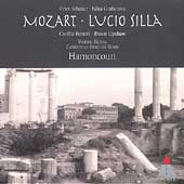 Mozart: Lucio Silla / Harnoncourt, Schreier, Gruberova