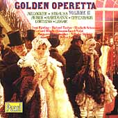 Golden Operetta Vol 2 -Mill&ouml;cker, J. Strauss, Offenbach, etc