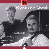 Russian Soul - Glinka, Rachmaninov, et al / Lehner, Stucki