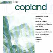 Ultima - Copland: Appalachian Spring, etc / Wolff, et al
