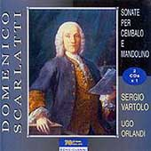 D. Scarlatti: Harpsichord Sonatas, etc / Vartolo, Orlandi