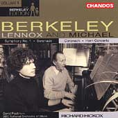 The Berkeley Edition Vol 1 - Lennox and Michael Berkeley