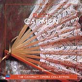 The Compact Opera Collection - Bizet: Carmen / Ozawa, et al Norman, Freni, Schicoff, et al