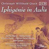 Gluck: Iphigenie in Aulis / Rother, Musial, Krebs, et al