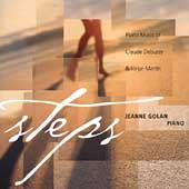 Steps - Debussy, Martin / Jeanne Golan